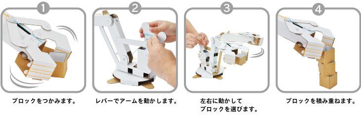 WOW ロボットアーム--遊び方.jpg
