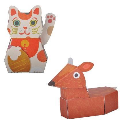 招き猫&鹿420.jpg